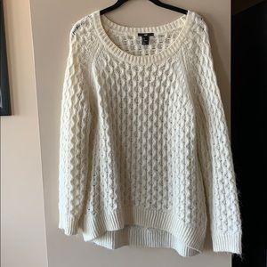 Oversized white/off white sweater